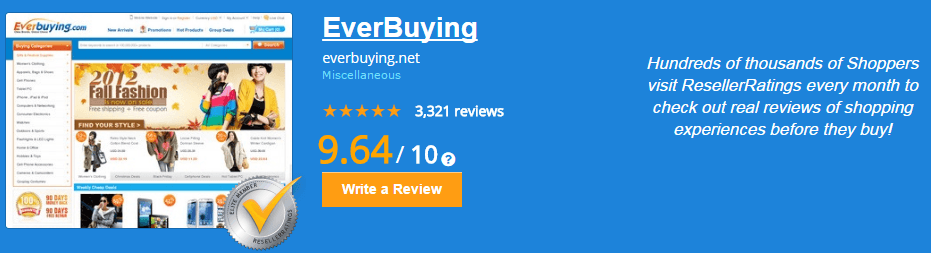EverBuying Review