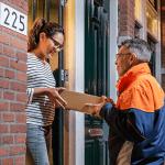 postbode, pakket uit china, postnl, nlpost